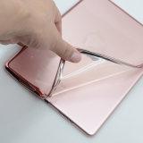プロiPad/iPadのための電気めっきフレームクリアバックカバーケース