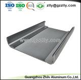 Extrusión de aluminio para el equipo de audio del coche de disipador de calor del radiador con mecanizado CNC anodizado &