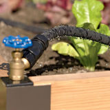 Mangueira de jardim de borracha do Soaker da irrigação
