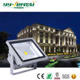 reflector de 100W LED en al aire libre impermeable