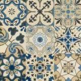 no azulejo esmaltado rústico de la decoración de la porcelana del resbalón 60X60 para el suelo y la pared