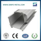 Composição do perfil de alumínio anodizado personalizada
