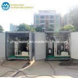 La purificación de agua de mar de desalinización de agua de filtro para el campamento