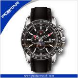 Het nieuwste Aangepaste Hete Verkopen van het Horloge van het Kwarts van het Horloge van de Sport Zwitserse in de Zomer