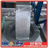 collegare di titanio Gr2 di 1.6mm arrotolato in bobina per evaporazione di vuoto