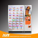 32 pulgadas de máquina expendedora automática de la pantalla táctil con el armario