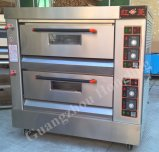 1979년부터 굽기 상점을%s 상업적인 음식 기계 가스 피자 오븐