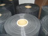 Сплетенный крен ячеистой сети нержавеющей стали диска 0.25mm 0.2mm фильтра ткани провода 80 черный