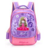 Morral de nylon durable del bolso de escuela de la tela del niño encantador