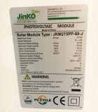 Панель Jinko солнечное 325W верхнего качества мира яруса 1