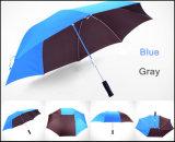 Guarda-chuva de venda superior do dobro da forma da especialidade