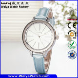형식 고전적인 우연한 석영 숙녀 손목 시계 (Wy-043A)