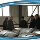Дешевый металл гофрирует после того как он гальванизирован настилающ крышу лист для продукции