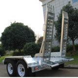 Gegalvaniseerde 7× 4 de Lift van de schaar/de Aanhangwagen van de Installatie