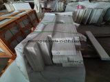 プロジェクトの構築のための安い中国の水晶白い石造りの大理石の平板
