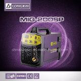 Inverter-Schweißgerät MIG-MMA mit Cer (MIG-140SP/160SP/180SP/200SP)