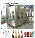 24-24-8のための包まれた飲むミネラルばね水満ちるパッキング機械を完了しなさい