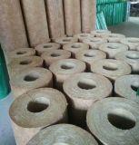 Rohr-Isolierung Rockwool Aluminiumfolie Rockwool Rohr