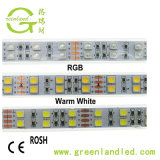 Nouveau Top RGB+W Double rangée, 5050 120LED/M 20mm 600LED SMD LED Strip Light