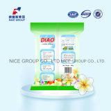 Poudre de blanchisserie de parfum de fleur fraîche de marque de Diao