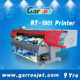 Stampatrice automatica del pigmento di Digitahi del getto di inchiostro del sistema 1.8m di pulizia della testa di stampa