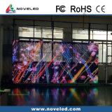 Transparentes P20 MERGULHO346 Display LED de exterior para publicidade