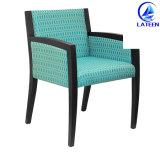 よい価格のファブリッククッションの現代食事の椅子