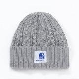 Vender por atacado todo o chapéu feito sob encomenda do inverno do Beanie do Slouch do inverno