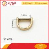 Металлические любого размера D кольцо для мужчин кожаное портмоне аксессуары
