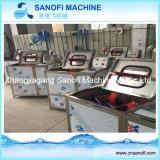 Halfautomatische 5 Gallon GLB/het Vlekkenmiddel Unconvering van de Dekking en het Borstelen Machine