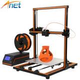 House-Hold Semi assemblé en métal de haute précision imprimante 3D Anet E12 3D de bricolage de la machine de bureau de l'imprimante Imprimante 3D