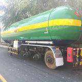 Gloednieuwe As 3 de Aanhangwagen van de Tank van de Kogel van 25 LPG van de Ton voor Verkoop