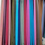 Vestimenta islámica tela con materiales 100% poliéster