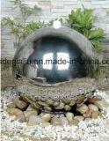 En acier inoxydable poli miroir sphère creuse/bille pour l'eau Feature avec épaisseur 5 mm