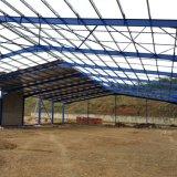 Grand atelier de structure métallique de prix de gros
