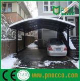 Strudy Revestimiento en polvo de aluminio de la estructura del techo de la PC Carports marquesinas