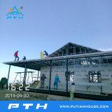 Modulaire Huis van uitstekende kwaliteit van de Villa van het Frame van het Staal van de Prijs van de Fabriek het Geprefabriceerde