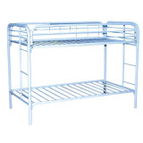 학교 가구 기숙사 금속 2단 침대 두 배 갑판 강철 침대