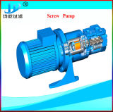 Einzelner Schrauben-Verdränger-progressive Kammer-Pumpe