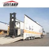1000d*1000d PVC防水シートの防水防水シート、トラックの防水シートカバー側面のカーテン