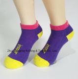 Katoenen van de Enkel van de douane Sporten Beschermde Sokken