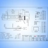 0.91 '' regolatori SSD1306bz dell'affissione a cristalli liquidi della visualizzazione 12832 di 128X32 OLED