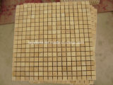 Medaglione di pietra di marmo del mosaico (TSP-MC-20)