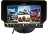 7 Vierradantriebwagen-Farbbildschirm-Monitor des Zoll-TFT-LCD mit DVR