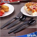 Mittleres Plastiktischbesteck des Gewicht-Jx154