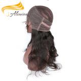 La fermeture indienne d'avant de lacet de cheveu la meilleur marché de cheveux humains