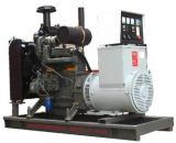 stille Diesel 64kw/80kVA Deutz Generator met Certificatie Ce/Soncap/CIQ/ISO