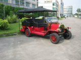 Villa Golf Course Luxury China 3 Carro Eléctrico Vintage de Linha