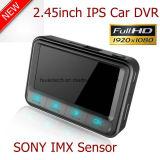 """Neues privates 2.45 """" IPS-Gedankenstrich-Auto Digitlal Video DVR mit WiFi FHD1080p Auto-Flugschreiber, Sony-Auto-Kamera des Objektiv-6g"""