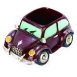 Творческие Vintage малых автомобилей полимера кадки индивидуальные дома оформление